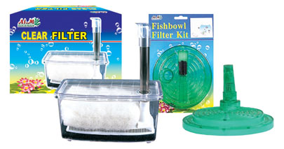 AIM CLEAR FILTER AIM FISHBOWL FILTER KIT Coast Lamps Limited