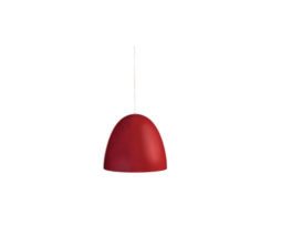philips-MASS-MARCOSO-PENDANT-RED-1X40W